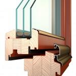 dřevěná okna Termookno IV94