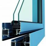 hliníková okna METALIC PANEL