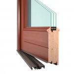 Dveře RD KLASIK - vchodové dveře
