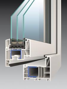 Plastová okna OTHERM OPTIMUM