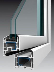 Plastová okna EFEKT
